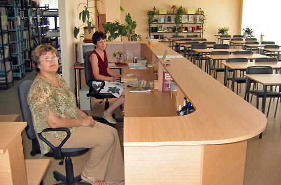 мебель для школ и библиотек