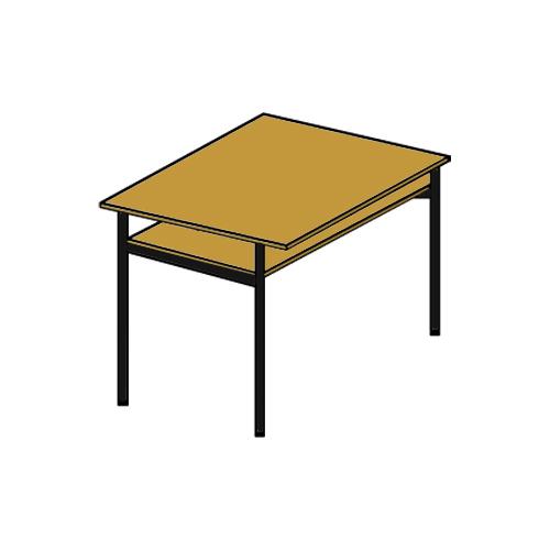 стол с полкой