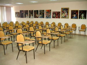 стулья для конференц-залов